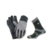 Перчатки и носки