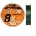 Шнур Select Basic PE 8x (Dark Green) #0.6