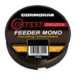 Леска Cormoran Cortest Feeder Mono 0.25