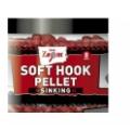Пеллетс Carp Zoom Soft Hook Pellet Sinking 8mm. Honey