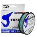 Шнур Daiwa J-Braid X4E 0.10 Multi Color