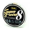 Шнур Duel Super X-Wire 8 #0.6