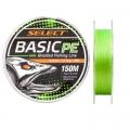 Шнур Select Basic PE 150м 0.12