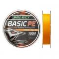 Шнур Select Basic PE 100м 0.08