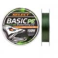 Шнур Select Basic PE 150м 0.08