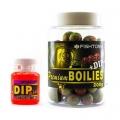 Бойлы Fishtoria Premium Boilies. Белый шоколад