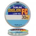 Леска Sunline Siglon FC 30м 0.128