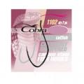 Крючки Cobra Catfish C1102NSB №8/0