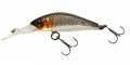 Воблер Jackall Diving Chubby Minnow 35 (HL Silver & Black)