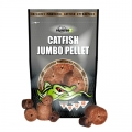 Пеллетс Predator-Z Catfish Jumbo Pellets. Liver-Garlic