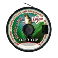 Поводковый материал Carp Zoom Abrasion Resistant Pitch Black