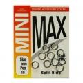 Кольца заводные MiniMax Split Ring 8мм