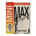 Обжимные трубки MiniMax Brass Tube 1мм.